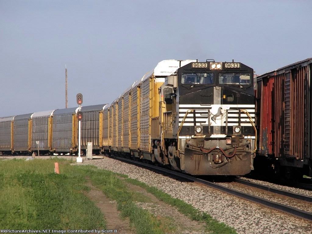 NS  9633 NS 272